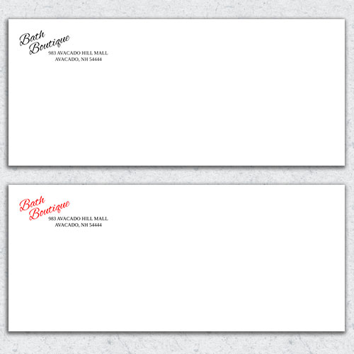 Free Envelope Template 11