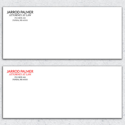 Free Envelope Template 12