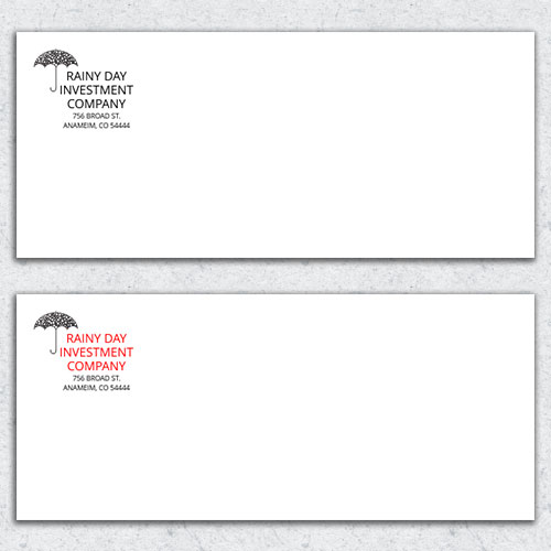Free Envelope Template 14