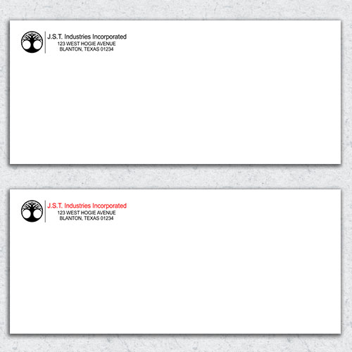Free Envelope Template 19